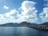 St. Maarten view