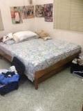 ons bed voor vannacht.. morgen een andere slaapplaats