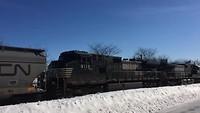 Trein Montréal