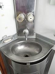 De wasgelegenheid
