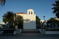 Kerk in Yaiza