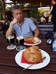 Lunch met typisch Praagse goulashsoep