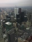 Uitzicht CN Tower
