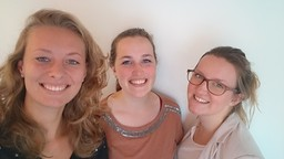 Anne, Jorien & Lotte