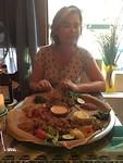 Afscheid van Amsterdam met een Ethiopische maaltijd