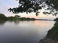 Mompox, Rio Magdalena