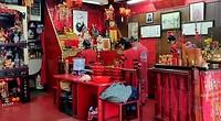 Een Chinese ceremonie