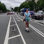Op een stepje door Washington DC