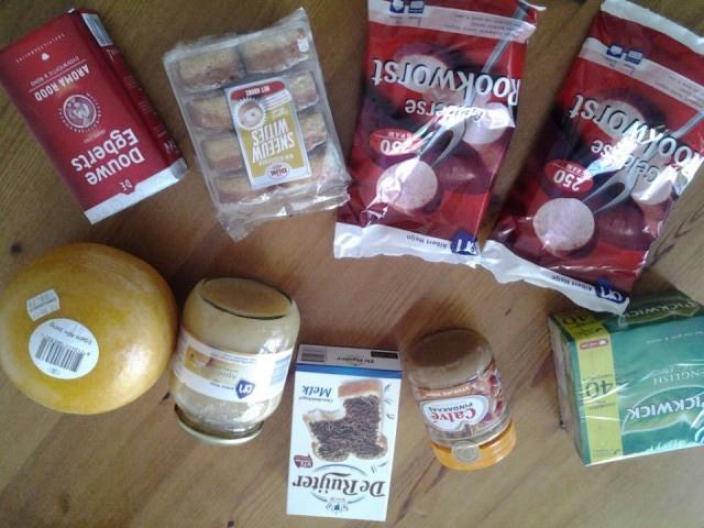 Typisch nederlandse producten