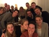 Vriendengroep - selfie!