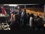 Independence day voor Sierra Leone - tijd voor een feestje op deck 7 :)