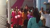 Bruiloft in Benin!
