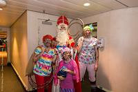 Sinterklaas aan boord :)