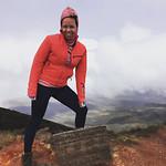 BOOM..! Did it! Op ruim dan 4000 meter hoogte, nog nooit zo hoog op deze wereld gestaan :)