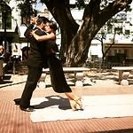 Tango; gewoon op straat!