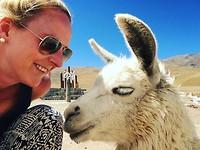 Me and my lama