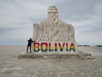 Uyuni in Bolivia
