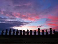 Easter island, Tonariki