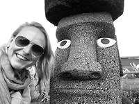 Moai & me