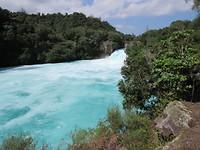 Huka Falls in Taupo