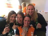 Eindelijk pimpelen met van Impelen mét medaille!