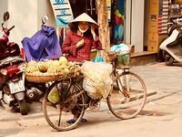 Old quarter in Hanoi
