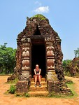 """My Son"" ruïnes bij Hoi An"