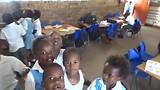 Afscheid van de Kuyasa Combined School