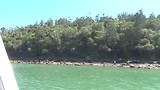Sibuya Game Reserve, Op de boot
