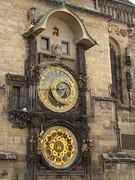 Praag - Astronomische klok
