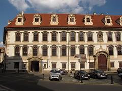 Praag - Het Waldsteinpaleis