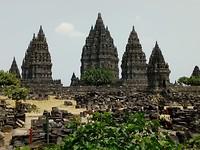 De Prabanan tempel