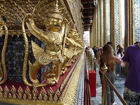 Grand royal palace