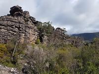 Grampians NP - The Pinnacle trail (1)