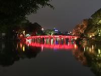 Hoan Kiem by night