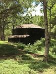 Bunker van de Vietnamoorlog