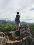 Phu Si heuvel