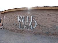 We verlaten Valle de la Luna.