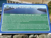 Lago Nahuel Huapi is de naam van dit meer.