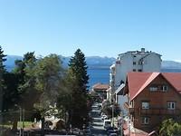 Aangekomen in San Carlos de Bariloche.
