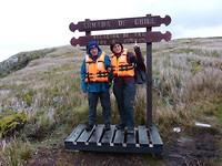 We hebben het gedaan: Cape Horn beklommen!