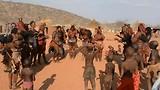 Himba's dans en muziek