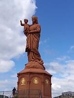 Maria in Le Puy-en Velay