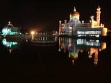 Mosque @ night