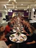international dinner at A-sektionen