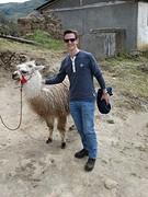 Arthur met Alpaca