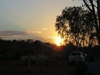 Zons opgang