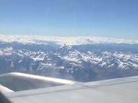 Bye bye Andes..
