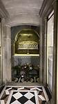 Crypte met de beenderen van Jacobus