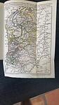 De kaart uit 1823